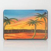 desert iPad Cases featuring Desert by ArtSchool