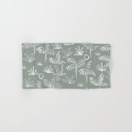 Oasis (sage) Hand & Bath Towel