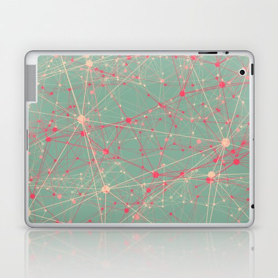 LINK abstract I Laptop & iPad Skin