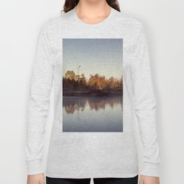 clear morning Long Sleeve T-shirt