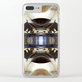 Arcadia Clear iPhone Case