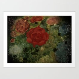 Untitiled - 11 Art Print