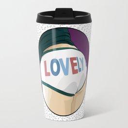 Lovely Girl Travel Mug