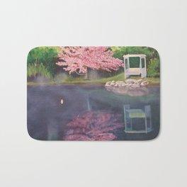 Spring Reflecion Bath Mat