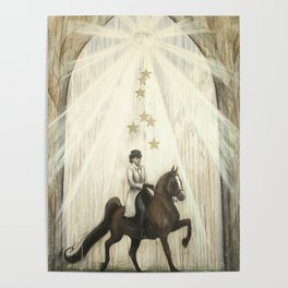 Star Horse Poster