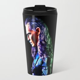 Loki - A Study In Perfection III Version Two Travel Mug
