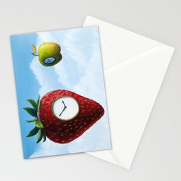 D (StrawberryClock's Dream) Stationery Cards