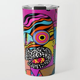 Trippin' Homer Travel Mug