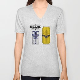 These Aren't the Beers You're Looking For Unisex V-Neck