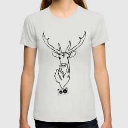 Oh Dear - Tape Art T-shirt