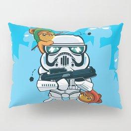 Storm Trooper Pillow Sham