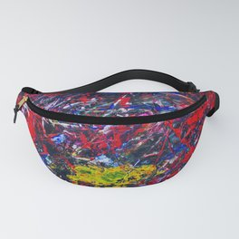 Simply Red Fanny Pack
