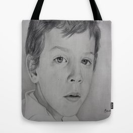 Childish or Child-like?  Tote Bag