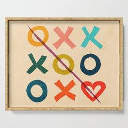 xoxo Love Serving Tray