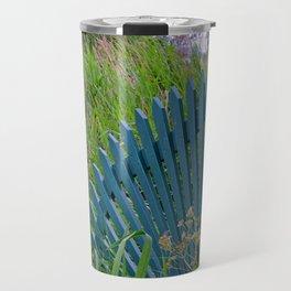 Picket Fence Travel Mug