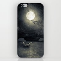 airplanes iPhone & iPod Skins featuring Chapter V by Viviana Gonzalez