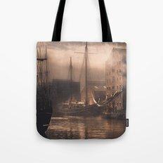 Old Ships Tote Bag