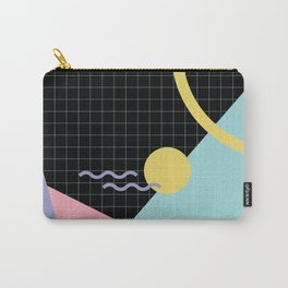Memphis Pattern 7 - 80s - 90s - Retro Carry-All Pouch