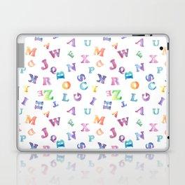 A, You're Adorable Laptop & iPad Skin
