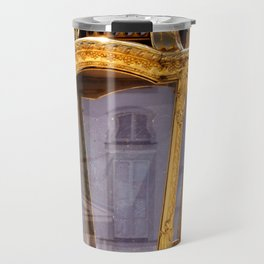 Castle Nympfenburg Munich : The golden Lantern Travel Mug