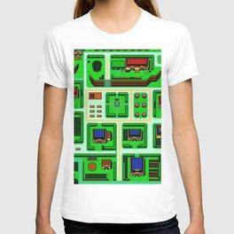 link game boy T-shirt