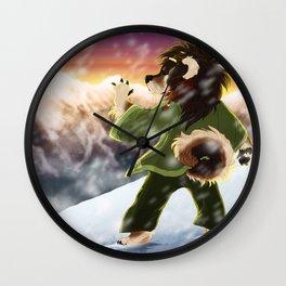 Kangchenjunga Wall Clock