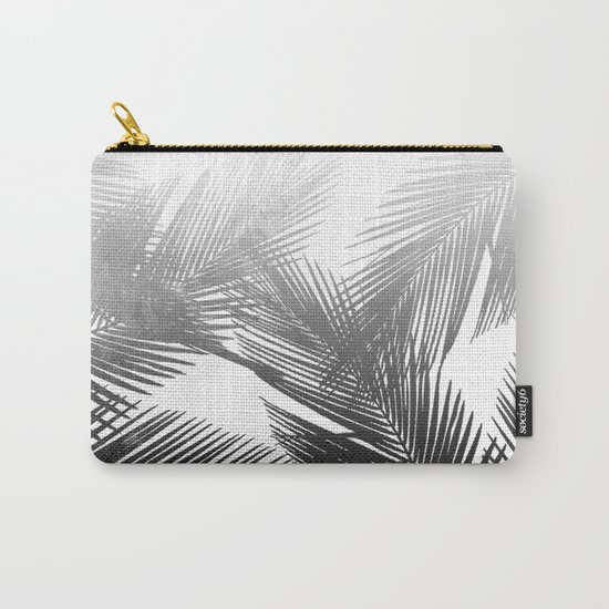 Palms BW Carry-All Pouch