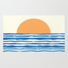 When The Sun Comes Up Rug