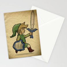 Link, The Wind Waker Stationery Cards