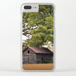 Aging Together 3 Clear iPhone Case