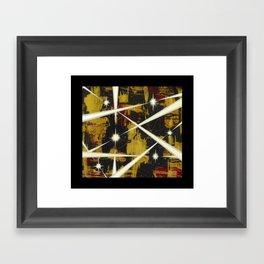 Omega Times pt. 3 Framed Art Print