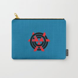 CHVRCHES Blue Carry-All Pouch