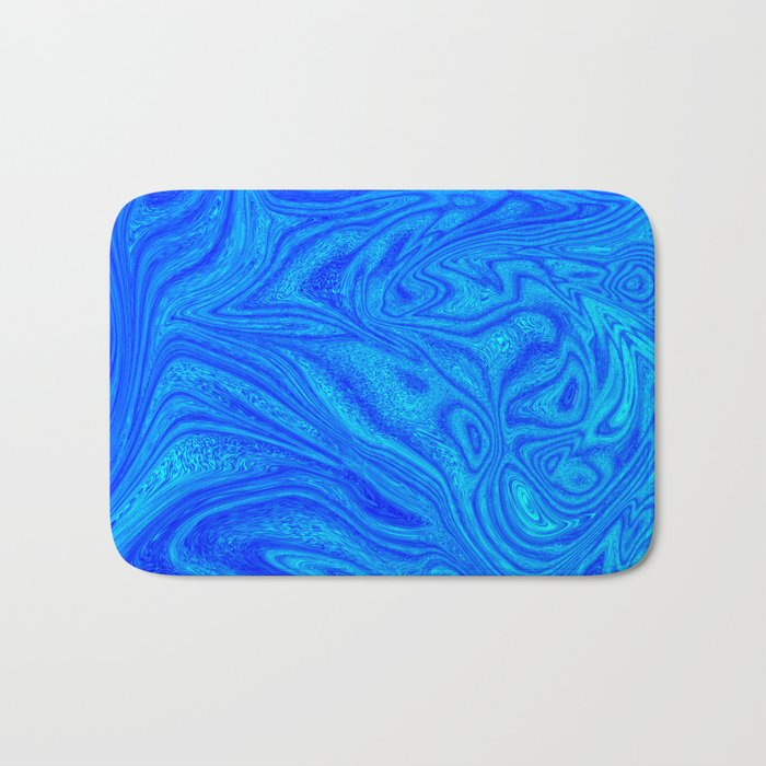 Swimming Pool Dreams Bath Mat