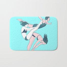 Take a Dive Bath Mat