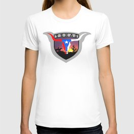 Old West State shield T-shirt