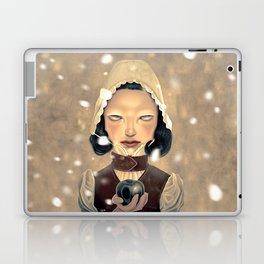 Snowhite Laptop & iPad Skin
