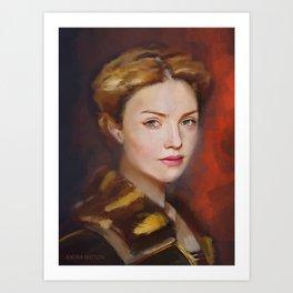 Lucrezia Borgia Art Print