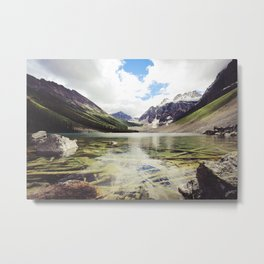 consolation lakes Metal Print