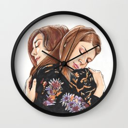 Tillow Wall Clock