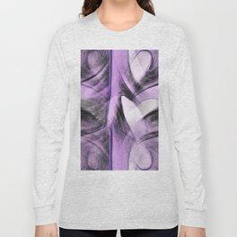 Heart Art Long Sleeve T-shirt