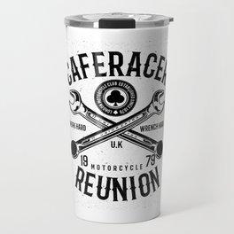 Cafe Racer Reunion Travel Mug