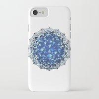 snowflake iPhone & iPod Cases featuring Snowflake by LDBEAN