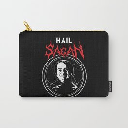 HAIL SAGAN Carry-All Pouch
