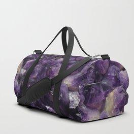 Amethyst Duffle Bag