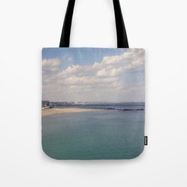Point's End Tote Bag
