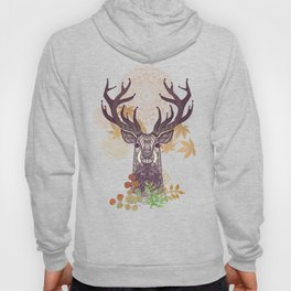 THE FRIENDLY STAG Hoody