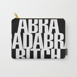 Abracadabra Bitch Carry-All Pouch