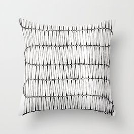 Manual 2 Throw Pillow