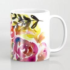 Violet Roses Mug