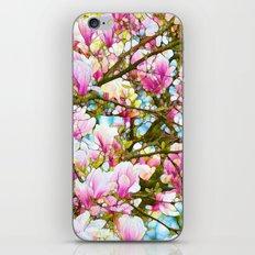 POP Magnolia iPhone & iPod Skin